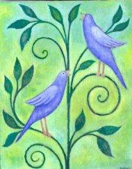 Alan & Anna Birds