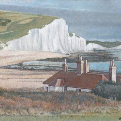 "Cuckmere Haven 8""x10"" £145"